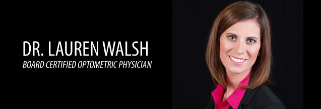Lauren Walsh is an Experienced Naples Eye Doctor